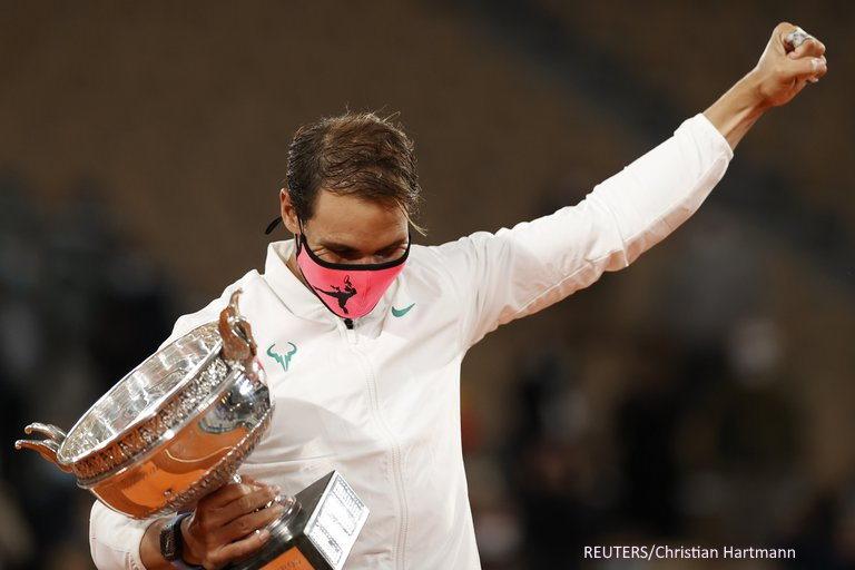 Rafael Nadal, el rey de Paris, gana su decimotercer Roland Garros