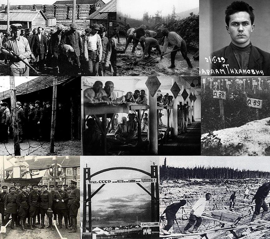 El Ser humano en el infierno: el Gulag sovi�tico y el Laogai chino