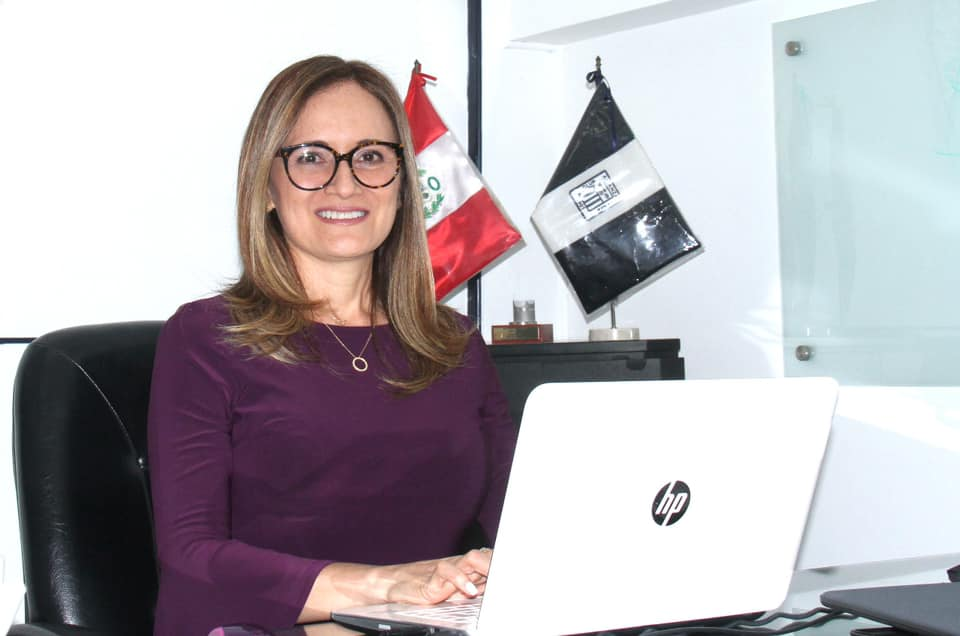 Kattia Bohorquez la nueva administrador de Alianza Lima