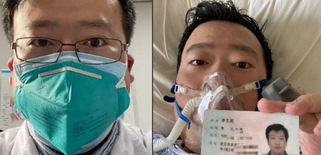 La muerte de un medico puede acabar con la censura en China y con la dictadura del PCCh