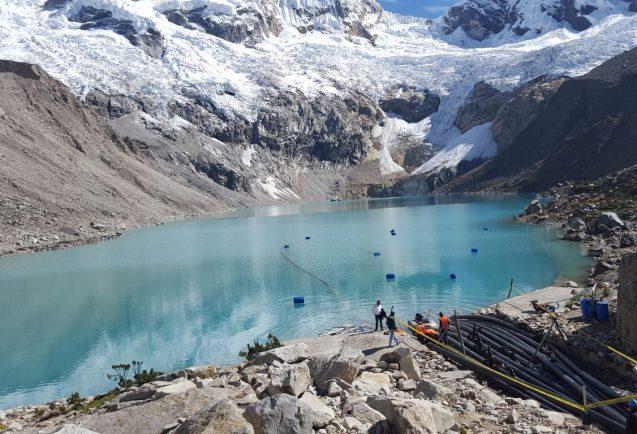 Saul Luciano Lliuya el peruano que puede cambiar el clima