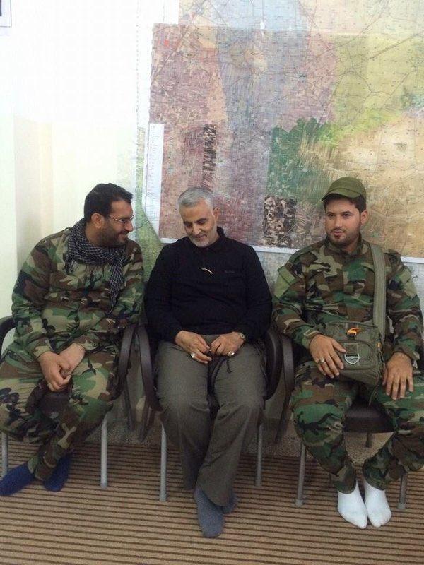 Quién era Qassem Soleimani el Jefe de las Fuerza Quds de la Guardia Revolucionaria
