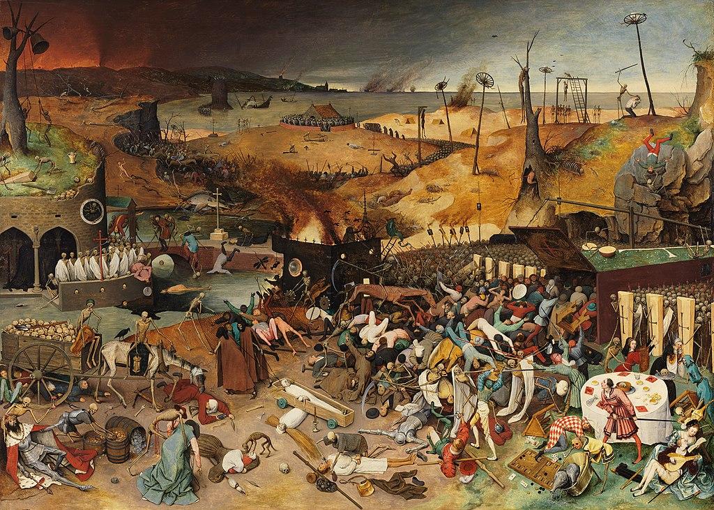 Historia de Pandemias: La gran peste negra y su final