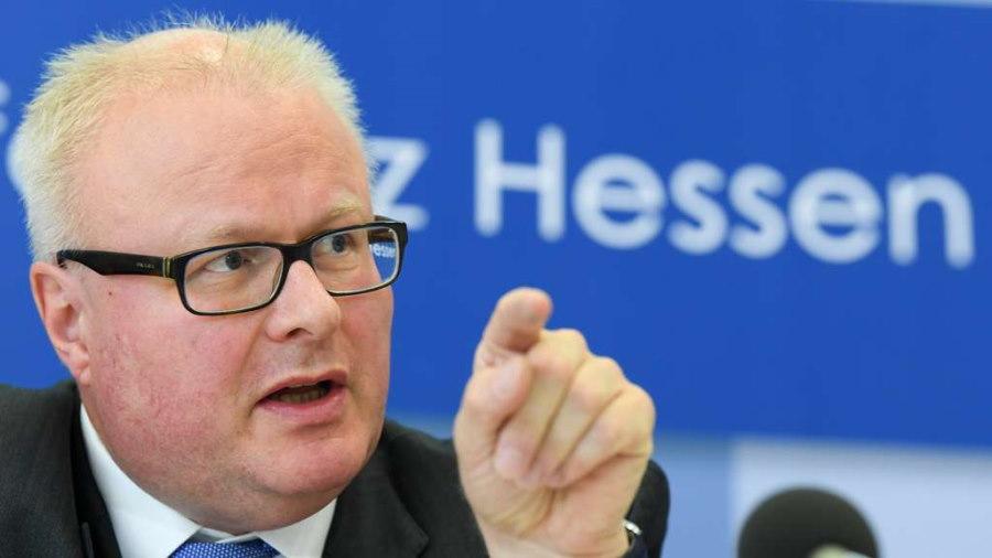 Ministro de finanzas de un estado alemán Thomas Schafer encontrado muerto