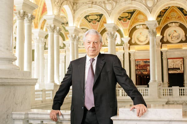 Primer Capítulo de TIEMPOS RECIOS la Nueva Novela de Vargas Llosa