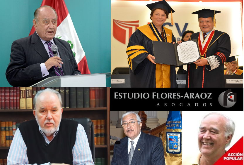 Antero Flores-Araoz el abogado de las universidades bambas sera primer ministro