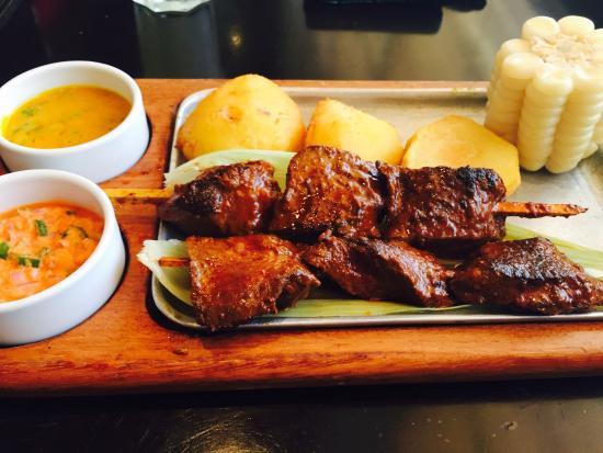 Lima la Joya gastronómica de Sudamerica