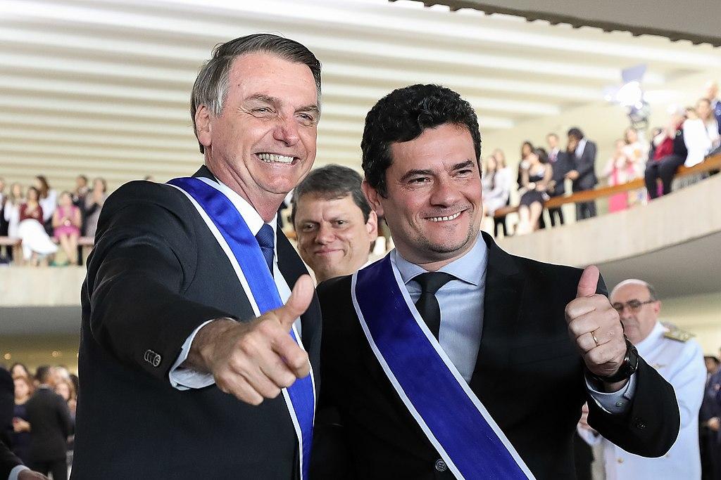 Brasil se dirige a una tormenta perfecta Bolsonaro divide el país