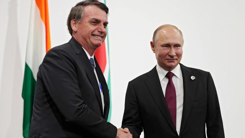 Bolsonaro una victima m�s del coronavirus o de su retorica populista
