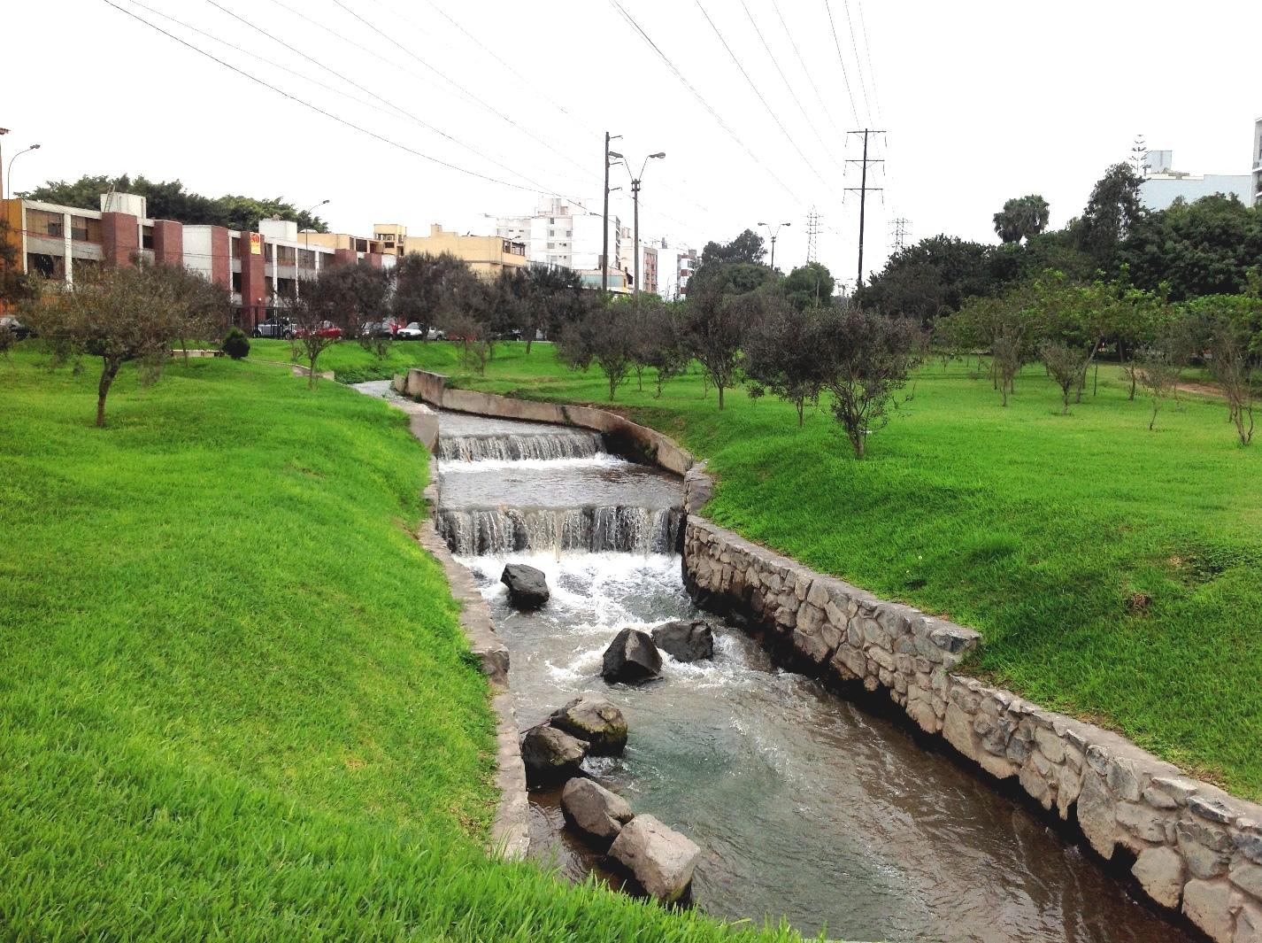 Los canales de riego prehisp�nicos que convirtieron a Lima en un oasis en el desierto