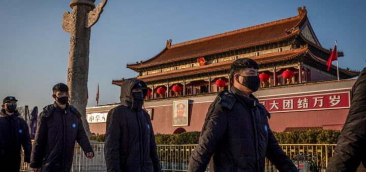 China no ha dicho la verdad sobre el brote señala la inteligencia de EE UU