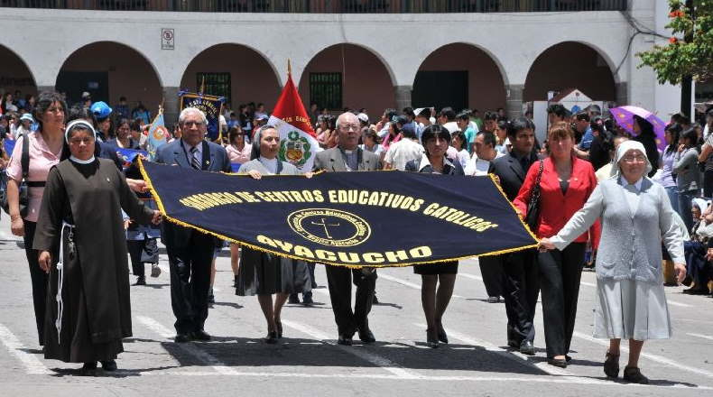 Los colegios católicos en Perú un negocio privado o instituciones sin fines de lucro