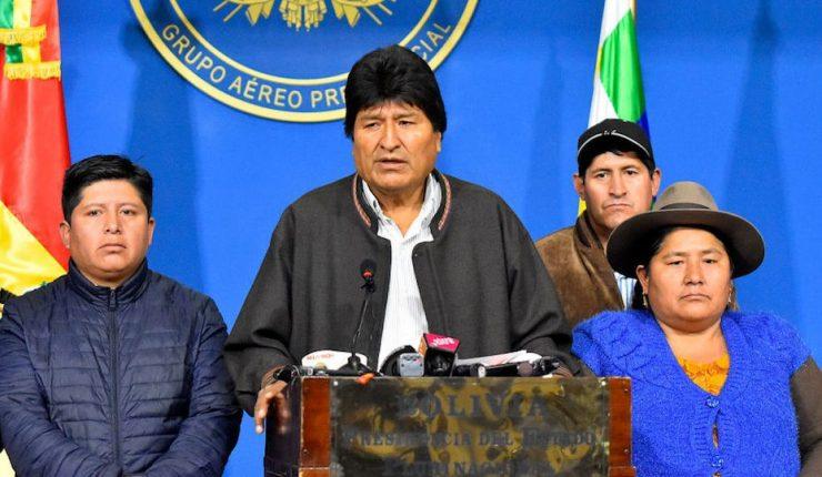 Evo Morales postula al Premio Nobel de la Paz, y los muertos que provoco su cuarta reelección