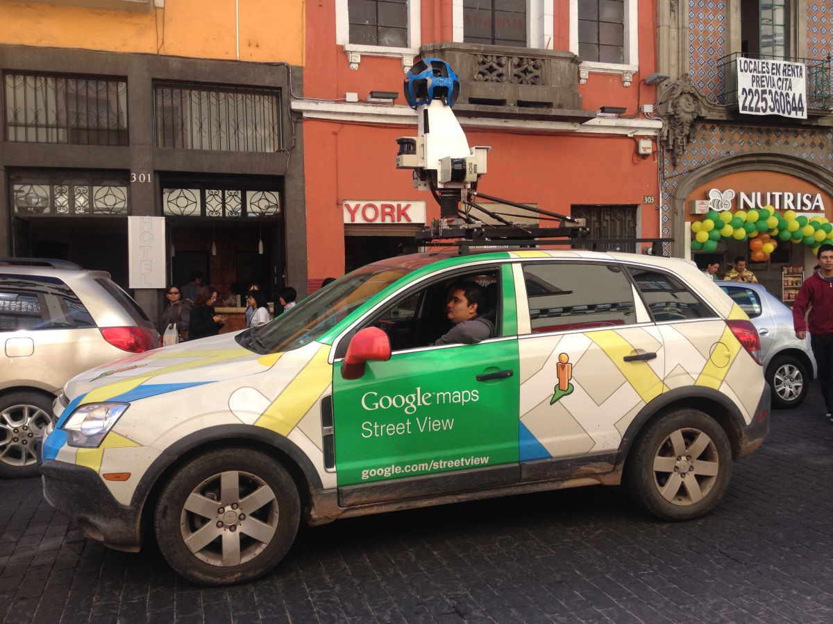 Google Street View recorra el mundo sin salir de casa