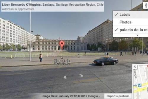 Google Street View, recorra el mundo sin salir de casa