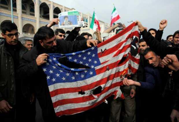 El eterno conflicto irani estadounidense la guerra necesaria