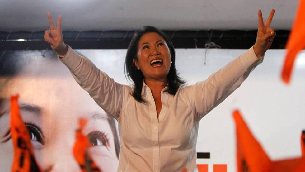 Son est�pidos los peruanos para volver a darle poder a Keiko Fujimori