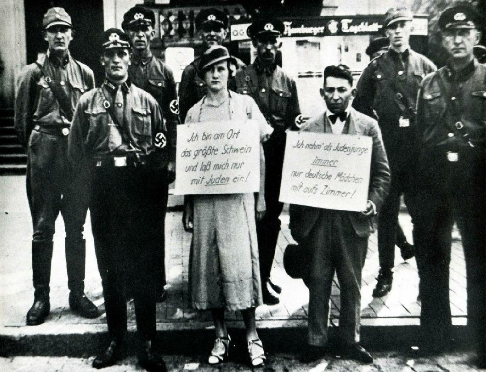 Las Leyes de Nuremberg, el sustento legal nazi para eliminar a jud�os y gitanos