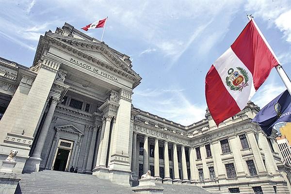 Poder judicial Extirpar la corrupción pasa por cambiar el Papel por Bytes