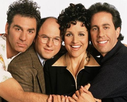Seinfeld o Friends La gente está debatiendo cuál es la mejor comedia