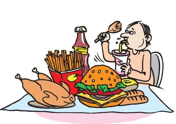 La obesidad esta ligada al calentamiento global