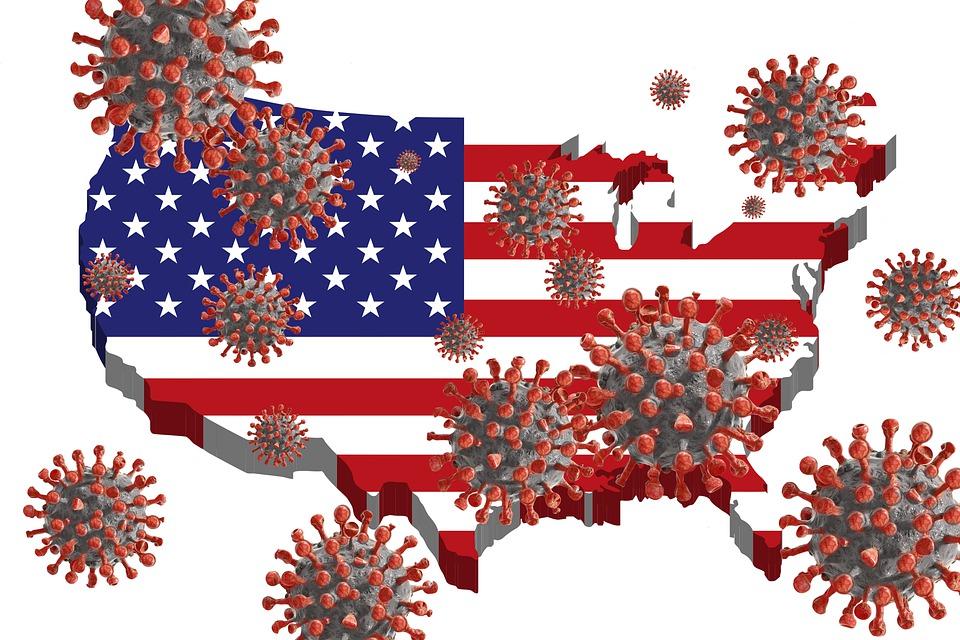 Estados Unidos rompió su récord diario de infecciones por coronavirus con más de 77 mil nuevos casos