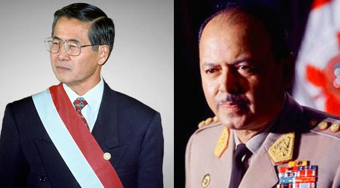 Del 3 de octubre del 68 al 5 de abril del 92 dos revoluciones que cambiaron el Perú por la fuerza