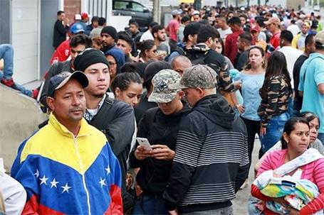 El problema Venezolano