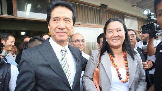 Quién es Juan Rassmuss el generoso aportante de Keiko Fujimori